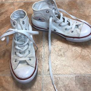 Kids Converse tennis shoes